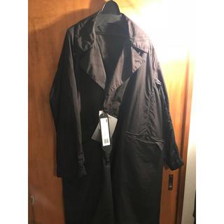 コモリ(COMOLI)のteatora device coat テアトラ デバイスコート(ステンカラーコート)