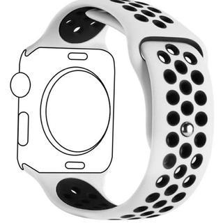 Apple Watch バンド, シリカゲルバンド スポーツシリコン(腕時計(デジタル))