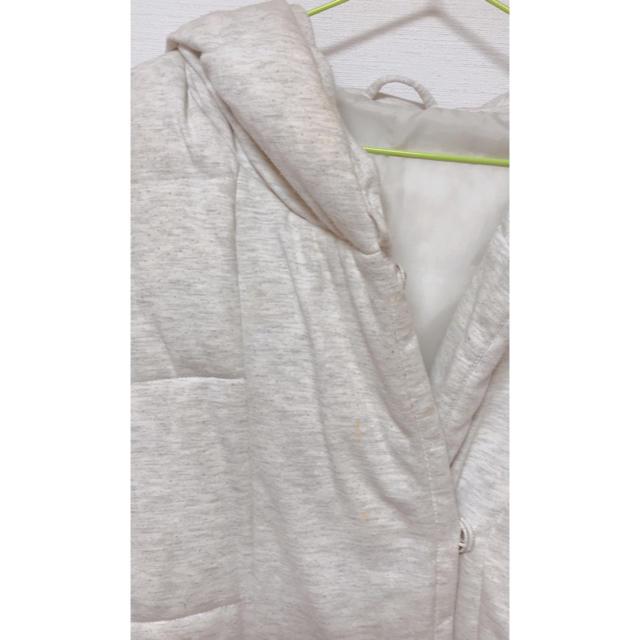 GU(ジーユー)の【GU】もこもこあったかアウター メンズのジャケット/アウター(ダウンジャケット)の商品写真
