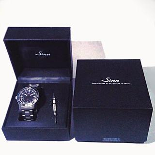 シン(SINN)の❴値下げ❵❴ドイツ警察特殊部隊❵ Sinn 603.EZM-3 (腕時計(アナログ))