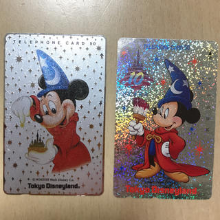Disney - ディズニーテレホンカード ⑧