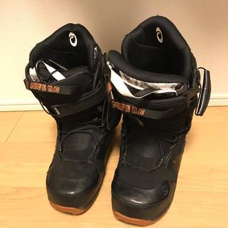 ディーラックス(DEELUXE)のDEELUXE empire ブーツ 27.5cm(ブーツ)