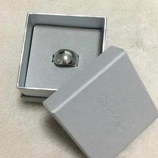 カルバンクライン(Calvin Klein)のカルバンクラインの指輪(リング(指輪))