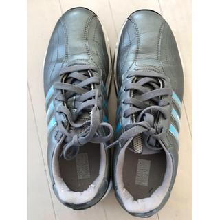 アディダス(adidas)の値下げ 内容変更 レディース ゴルフシューズ 24.5 adidas アディダス(シューズ)