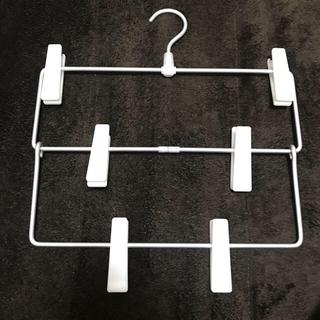 ムジルシリョウヒン(MUJI (無印良品))の無印 ハンガー 3本(押し入れ収納/ハンガー)