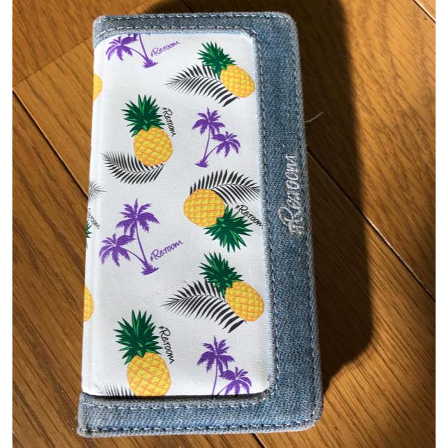 可愛い iphone7 ケース 財布 | ALEXIA STAM - Re:room携帯カバー iPhone8/7の通販 by さき's shop|アリシアスタンならラクマ