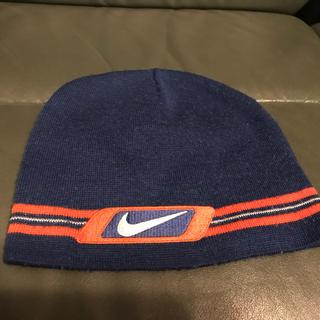 ナイキ(NIKE)のナイキ ジュニア ニット帽子(帽子)