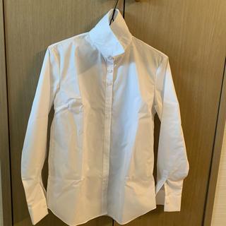 アオヤマ(青山)の白シャツ  (シャツ/ブラウス(長袖/七分))