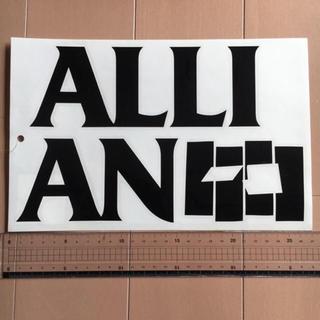 アライアン(ALLIAN)のアライアン ステッカー ALLIAN(ボード)