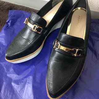 ヌォーボ(Nuovo)のローファー厚底(ローファー/革靴)