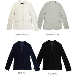 《確認用》☆ノーカラーポンチジャケット☆(ノーカラージャケット)
