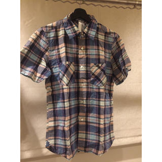 アヴォイド(Avoid)のAVOID チェックシャツ(シャツ)