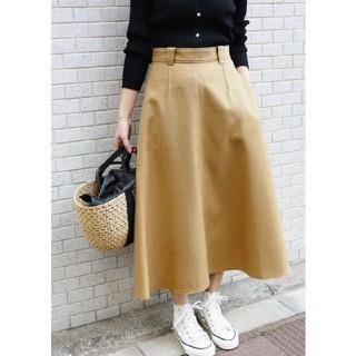 イエナ(IENA)のIENA / TAボンディングスカート 34(ロングスカート)