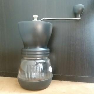 ハリオ(HARIO)のハリオ 手挽きセラミックコーヒーミル(電動式コーヒーミル)