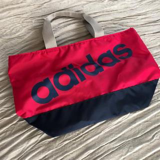 アディダス(adidas)のadidas ナイロンバッグ(トートバッグ)