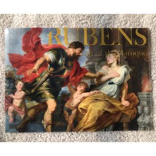 シュウエイシャ(集英社)のルーベンス展 A4 クリアファイル 新品(美術館/博物館)