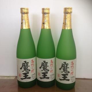 魔王720mX120本(10ケ-ス) 尚、送料は5ケ-ス分はご購入様のご負担で(焼酎)