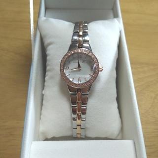カナルヨンドシー(canal4℃)のカナル4℃ ブレスレット 時計 コンビ  (腕時計)