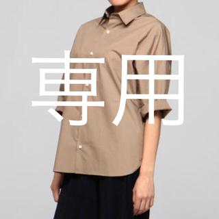 マディソンブルー(MADISONBLUE)のマディソンブルー  半袖シャツ 01(シャツ/ブラウス(長袖/七分))
