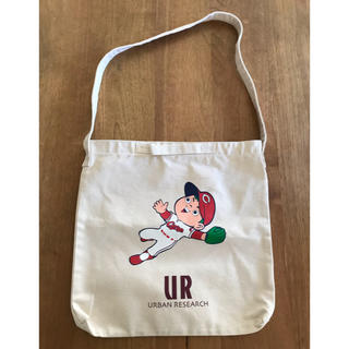 アーバンリサーチ(URBAN RESEARCH)の広島東洋カープ× URBAN RESEARCH ショルダーバック(記念品/関連グッズ)