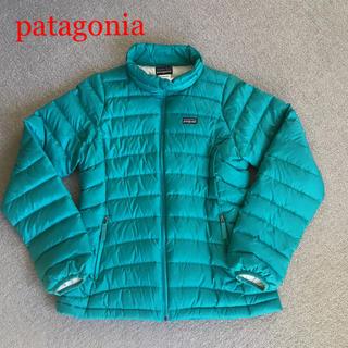 パタゴニア(patagonia)のパタゴニア ダウンジャケットgirl's(ジャケット/上着)