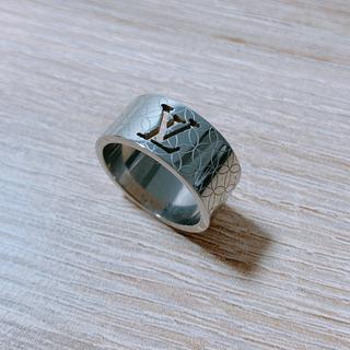 ルイヴィトン(LOUIS VUITTON)のルイヴィトン シルバー リング(リング(指輪))