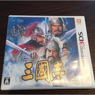ニンテンドー3DS(ニンテンドー3DS)のニンテンドー 3DS 三国志 3DS(携帯用ゲームソフト)