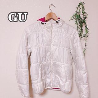 ジーユー(GU)のgu ダウンジャケット Lサイズ ダウンコート(ダウンジャケット)