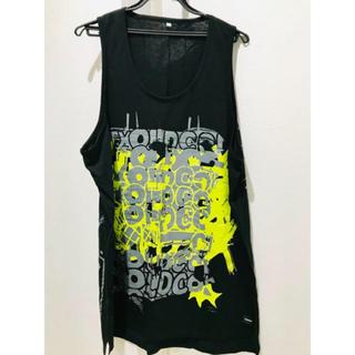 OLDCODEX タンクトップ(Tシャツ)