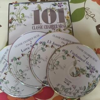 癒しのスタンダード101:CD4枚組            (クラシック)