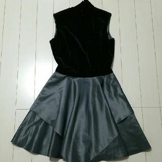 34693bbc5f1bc エムズグレイシー(M S GRACY)のエムズグレイシー☆ワンピースドレス(ひざ丈ワンピース