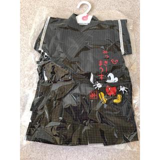ディズニー(Disney)のディズニー ベビー服 甚平 90(甚平/浴衣)