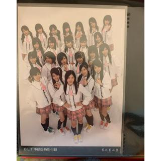 エスケーイーフォーティーエイト(SKE48)のSKE48 BLT 初期 生写真(アイドルグッズ)