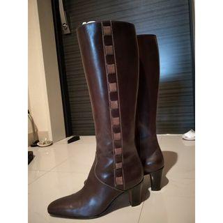 タニノクリスチー(TANINO CRISCI)の【TANINO CRISTY】のロングブーツ(ブーツ)