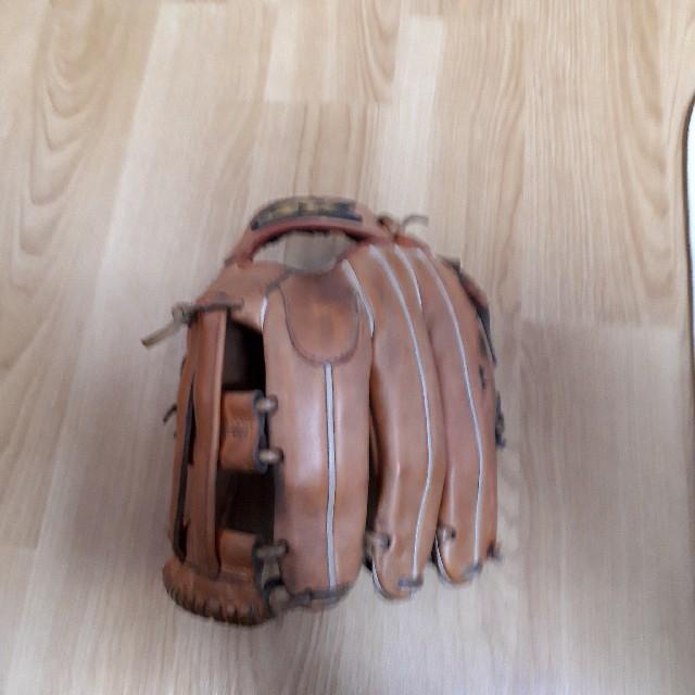 Xanax(ザナックス)のザナックス軟式グローブ スポーツ/アウトドアの野球(グローブ)の商品写真