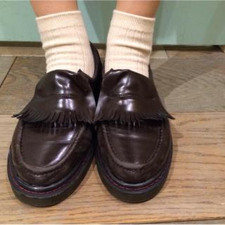 カスタネ(Kastane)のKastane タッセルローファー(ローファー/革靴)