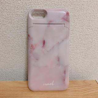 アイスー(i-SOOK)の【isook】iPhone7/8用ケース(iPhoneケース)