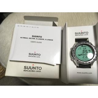 スント(SUUNTO)の【SUUNTO】スント X-LANDER 訳あり未使用品(腕時計(デジタル))