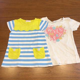 ウィルメリー(WILL MERY)のWILL MERY 女の子用Tシャツ 3枚組(Tシャツ/カットソー)
