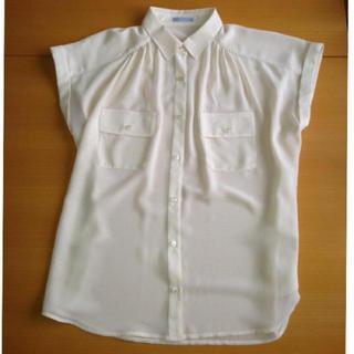 ジーユー(GU)のg.u.(シャツ/ブラウス(半袖/袖なし))