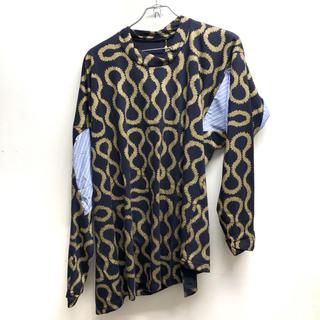 ヴィヴィアンウエストウッド(Vivienne Westwood)の新品 スクイグル Tシャツ World's End限定 Vivienne(Tシャツ/カットソー(七分/長袖))