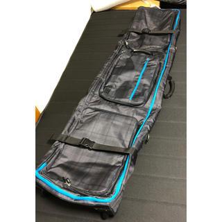 VAXPOTボードケース キャスター付4WAYタイプ 大容量収納 前面4ポケット(バッグ)