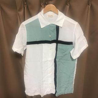 バックボーン(BACKBONE)のOCスタイル オープンカラーシャツ(シャツ)