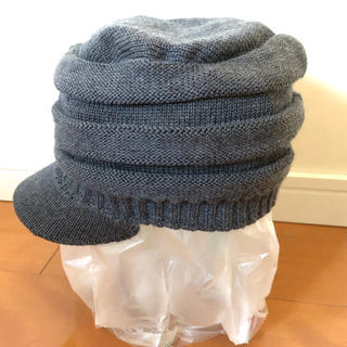 ロンハーマン(Ron Herman)の【美品】ウールニット帽 ★ ビーニー(ニット帽/ビーニー)