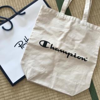 チャンピオン(Champion)のchampion チャンピオン トートバッグ(トートバッグ)