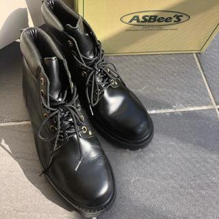 アスビー(ASBee)のASBee'S アスビーズ ブーツ 27cm メンズ(ブーツ)