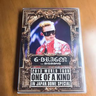 ビッグバン(BIGBANG)のG-DRAGON 2013 JAPAN DOME DVD(ミュージック)