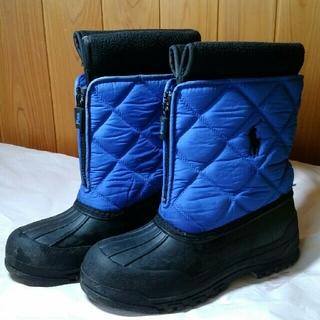 ポロラルフローレン(POLO RALPH LAUREN)のポロラルフローレン スノーブーツ(ブーツ)