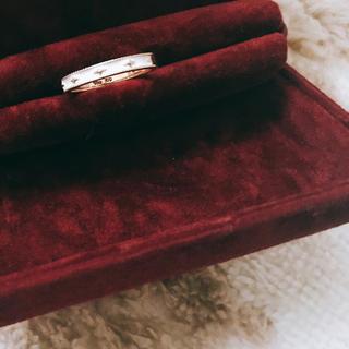 スタージュエリー(STAR JEWELRY)のStar Jewelry エナメルリング(リング(指輪))