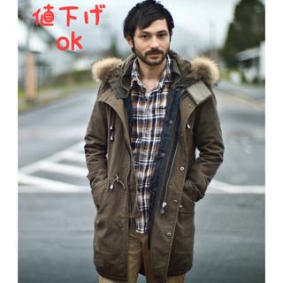 グラム(glamb)の定価35424円 / glamb / luxe mods coat モッズコート(モッズコート)